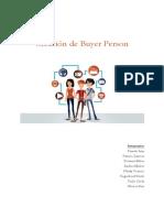 Creación del Buyer Person