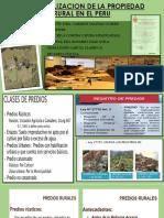 Formalizacion de Predios Rurales