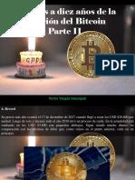 Víctor Vargas Irausquín - 10 Datos a Diez Años de La Creación Del Bitcoin, Parte II