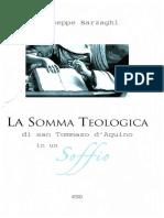 Giuseppe Barzaghi - La somma teologica di San Tommaso d'Aquino in un soffio (0, Edizioni Studio Domenicano).pdf