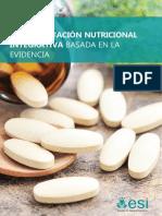 MASTER Suplementacion Nutricional Integrativa