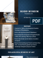 ghayward rodin museum
