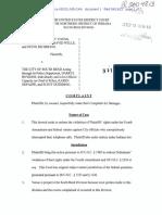Wiretap Lawsuit