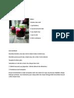 Analisis makanan internasional pkwu kelas 11