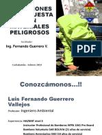 PresentaciónHAZMAT ing. Guerrero.pdf