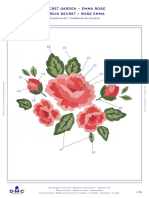 Garden Rose Pattern