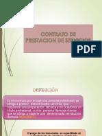 6. Contrato de Prestacion de Servicios