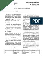 IEEE - PRESIÓN SOBRE SUPERFICIES PLANAS
