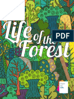 Hammermill Life of the Forest Coloring Book