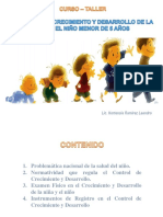 Registros AIS Niño