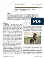 Advances of Echocardiography in Equines Practice a Review 2157 7579 1000228