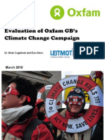 Evaluation of Oxfam GB's Climate Change Campaign_final