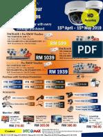 HIKVision Flyer April 2019