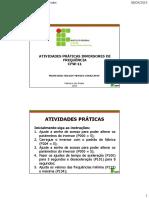 Atividades Práticas CFW-11