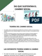 Teoria Del Cambio Social