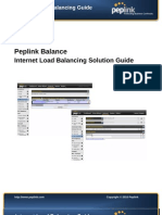 Peplink Balance Load Balancing Guide