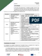 EMRC - Critérios e Parâmetros de Avaliação 18-19 (10º Prof)