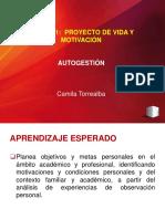 UNIDAD 1 Autogestión2019 Última Clase U1