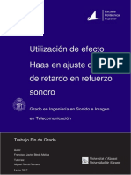 Utilizacion de Efecto Haas en Ajuste de Lineas Bleda Molina Francisco Javier