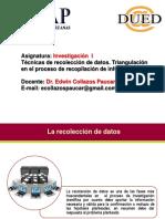 SESIÓN  8 TECNICAS DE RECOLECCIÓN (1).pptx