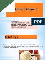 Queso Oaxaca Laboratorio