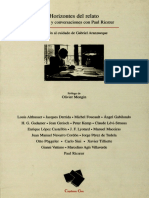 RICOEUR PAUL y otros - Horizontes del Relato. Lecturas y conversaciones.pdf