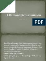 El Remanente y Su Misión