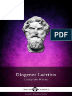 Complete Works of Diogenes Laertius, Diogenes