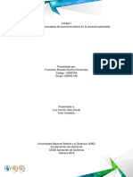 Francisco Kozma Taller 2 Economia