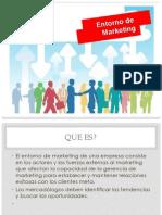 Entorno Del Marketing - Marketing!!