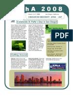 Creighton APhA-ASP San Diego Newsletter