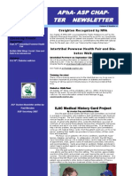Creighton APhA-ASP August 07 Newsletter