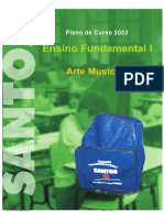 Plano de curso fundamental I