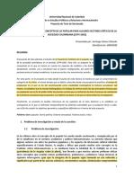 Proyecto Santiago Gómez