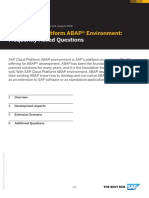 Abapon Cloud Platform