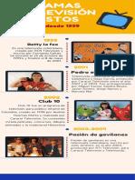 Programas de televisión más vistos en Colombia