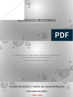 Slide Processos Decisórios Aula 01_02