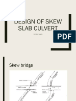 skew bridge design .pptx