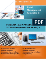 B.Voc II  ( Fundamentals in Accouting and Technology (Computer Skill) -II.docx