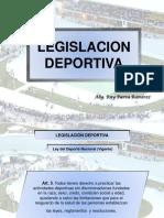 Legislacion Deportiva.ppt