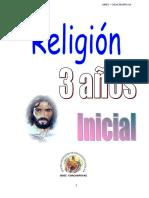 Religion 3años