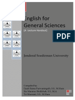 English for General Sciences - Copy