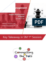 Strategic Management Environment Analysis Workshop