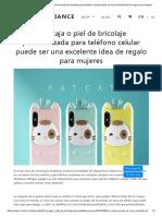 Innoliance - Una caja o piel de bricolaje personalizada para teléfono celular puede ser una excelente idea de regalo para mujeres.pdf