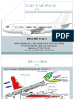 Aircraft Hardware Presentation