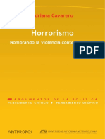 Cavarero - Horrosismo .pdf