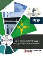 Leis Esquematizadas - Lei Orgânica do DF.pdf