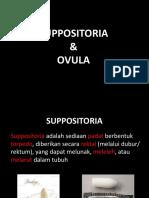 nmbmn mSuppositoria