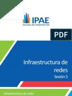 Sesion05 - Infraestructura de Redes