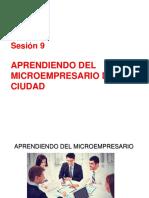 Aprender Del Microempresario